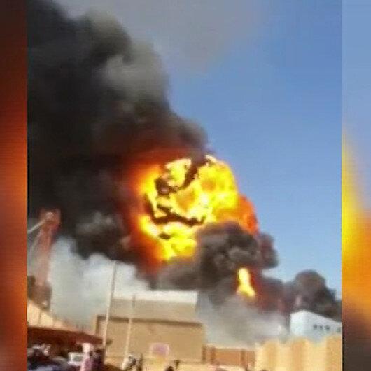 Sudanda bir seramik fabrikasında patlama: 6 ölü, 42 yaralı