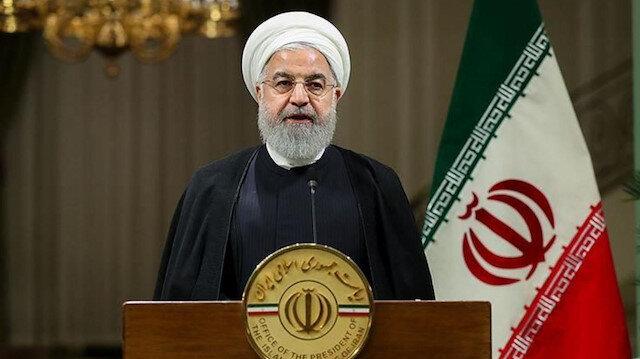 Ruhani'den ABD ile görüşme şartı