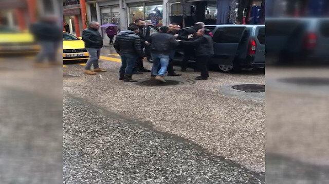 Ceren Özdemir'i öldüren Özgür A'nın yakalanma görüntüleri ortaya çıktı
