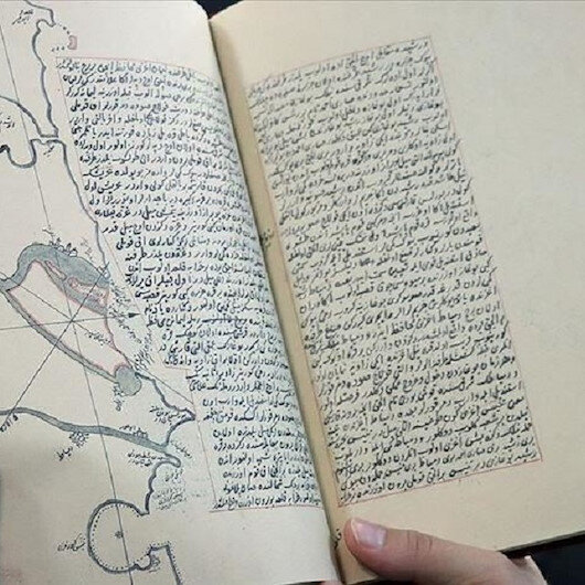 17th-century book on Ottoman naval geography reprinted