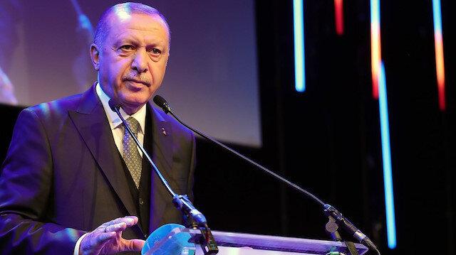 Cumhurbaşkanı Erdoğan: 'İslami terör' ifadesini kullananları lanetliyorum