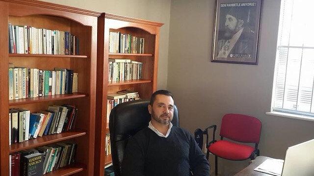 Dr. Ali Azzali : Eğitim  nötr  bir  süreç  değildir