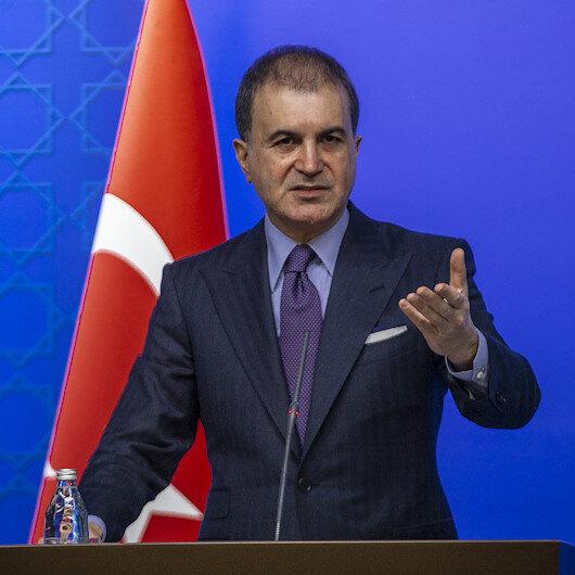 AK Parti Sözcüsü Çelik: NATOda asıl sorgulanması gereken Fransa