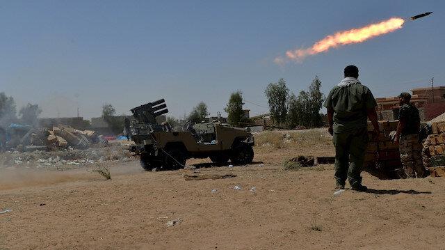 Irak'taki ABD üssüne füzeli saldırı: İki adet katyuşa atıldı