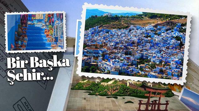 Fasın en huzurlu şehri: Şafşavan