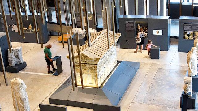 Troya Müzesi Avrupa finalinde