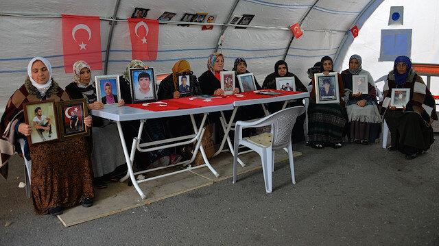 Diyarbakır annelerinin evlat nöbeti 96'ncı gününde: Onun için seve seve ölürüm