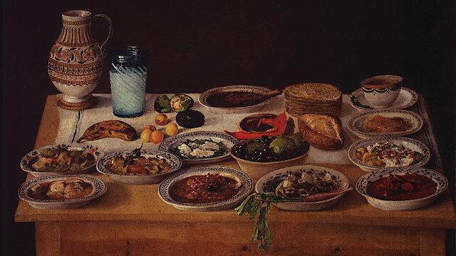 Mutfaklar, kitaplar, yemekler, yazarlar