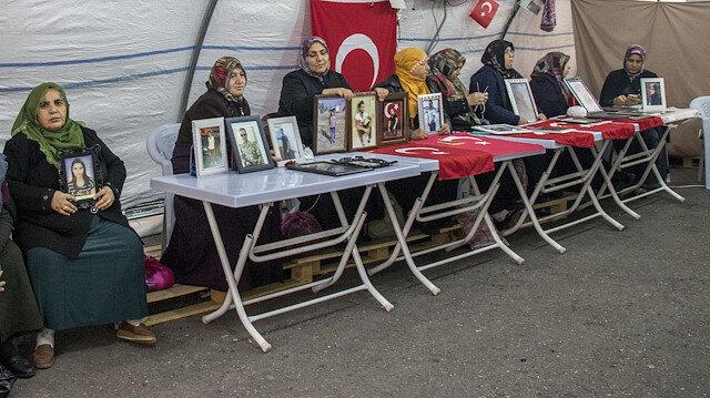Diyarbakır annelerinin evlat nöbeti 98'inci gününde: Bu yola baş koyduk
