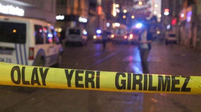 Eyüpsultan'da silahlı saldırı: Bir kişi yaralandı