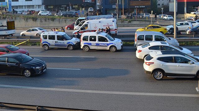 İstanbul Maltepe'de D-100 kara yolundaki şüpheli ölümün sırrı ortaya çıktı
