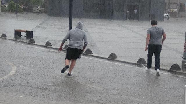 Meteorolojiden 21 ile yağış uyarısı yapıldı