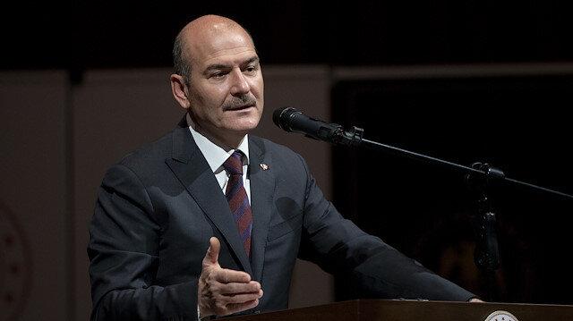 İçişleri Bakanı Soylu: Teröristleri ikna için dağlara mektuplar ve broşürler atılıyor