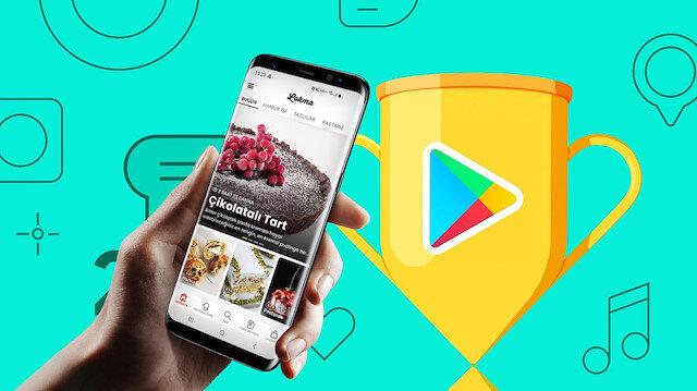 Google Play, Lokma'yı en iyi uygulama seçti