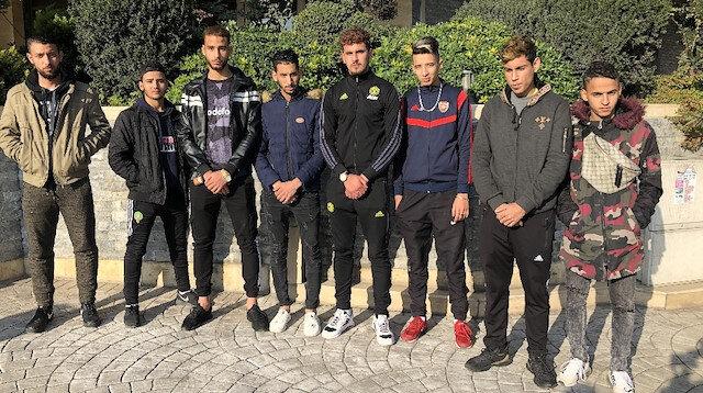 Afrika'dan futbolcu olmak hayaliyle geldiler, Türkiye'de dolandırıldılar