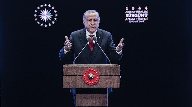 Cumhurbaşkanı Erdoğan'dan Nobel tepkisi: Utanç vericidir, rezalettir