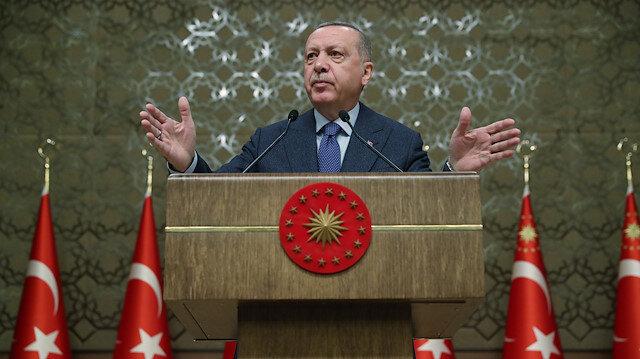 Cumhurbaşkanı Erdoğan'dan dar gelirliye konut müjdesi: İmzalar atıldı