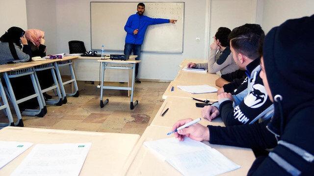 YEE bir yılda 15 bin yabancıya Türkçe öğretti: Gelecek yıl bu sayı 30 bin üstü olacak