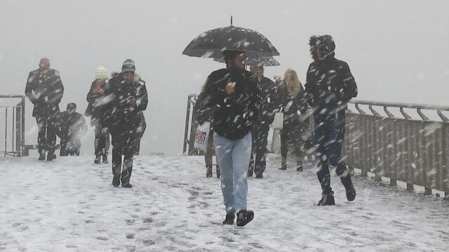 İstanbul için kar yağışı açıklaması: Aralık ayında kar yağışı ihtimali çok düşük