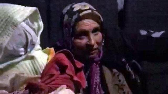 Pendik'te kumaşlardan yaptığı sahte bebekle dilenen dilenci kıskıvrak yakalandı