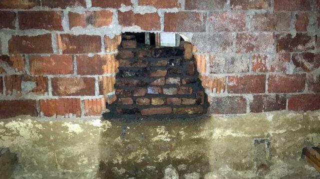 Deponun duvarını delip 90 bin liralık çay çaldılar: Suçlarını itiraf ettiler