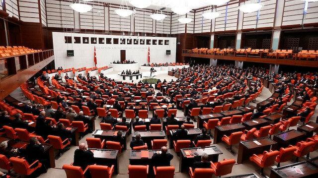 AK Parti, MHP, CHP ve İyi Parti ABD Senatosunun skandal kararını reddetti