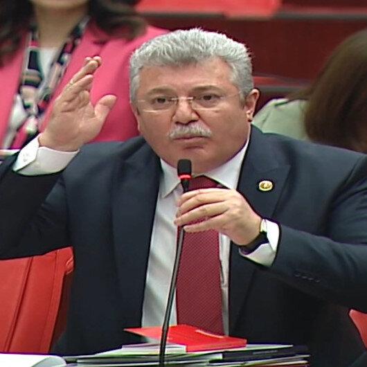 ABD Senatosunun skandal kararına Ak Parti Grup Başkanvekili Akbaşoğlundan tepki: Tükürün