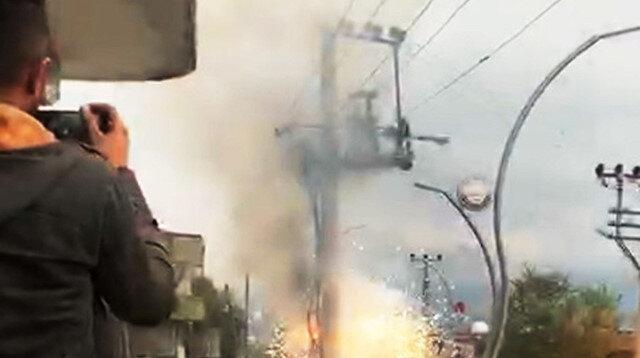 Trafolar elektrikle ısınmaya dayanmıyor: Bir bir patlayıp yanıyor