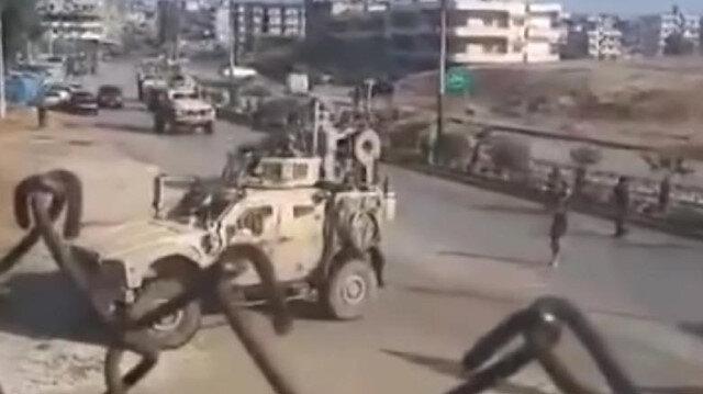 Esed rejimi ve ABD güçleri arasında havalimanı krizi yaşandı