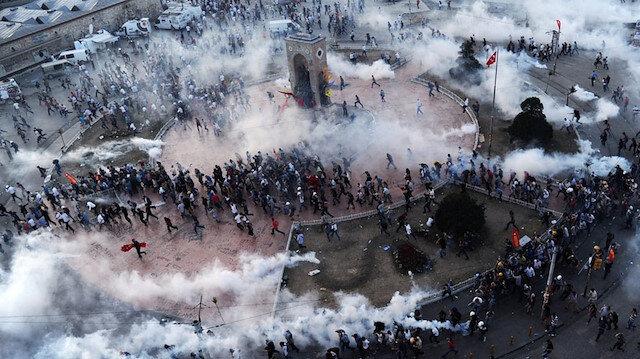 Kanalda Gezi rüyası