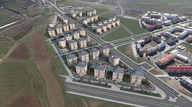 Erdoğan'ın açıkladığı 100 bin sosyal konut projesinin detaylar belli oldu
