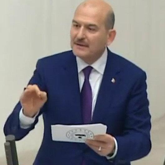 Süleyman Soylu: Senin gibi PKKnın tüzüğünü okumam