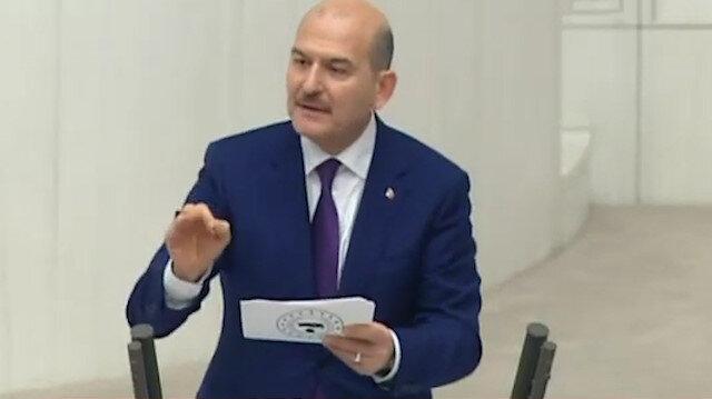 Süleyman Soylu: Senin gibi PKK'nın tüzüğünü okumam
