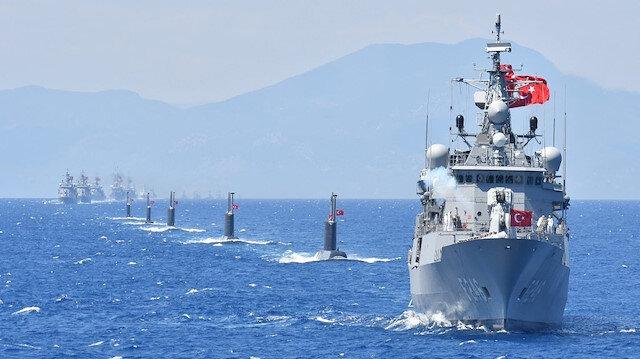 Türkiye meydan okuyor: Türk donanması İsrail araştırma gemisini uzaklaştırdı