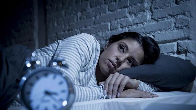 Uzmanlar uyardı: Stres ve uykusuzluk karabasana neden oluyor