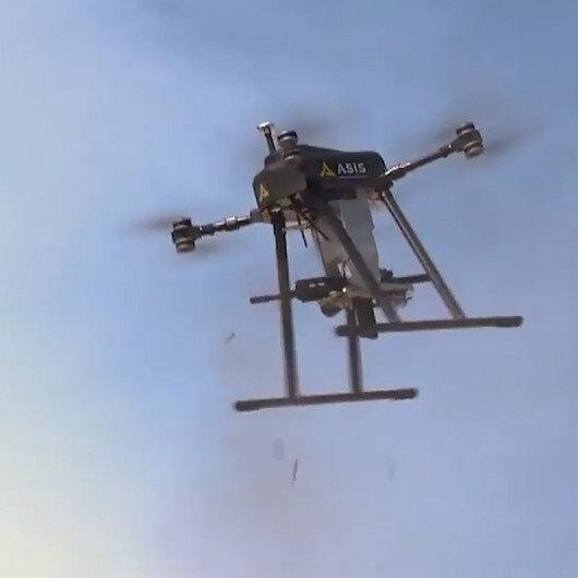 Silahlı mini/mikro dronela geliyor