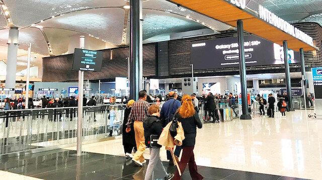 İstanbul Havalimanı hedefleri tutturdu