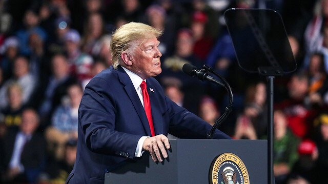 Trump için zor viraj: Temsilciler Meclisi azil maddelerini onayladı