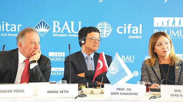 BAU'da Küresel göç tartışıldı