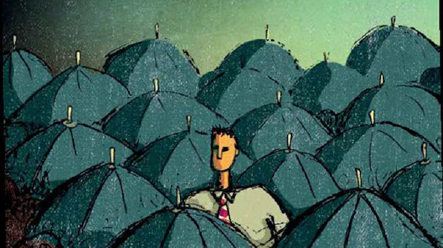 Yağmuru inkâr eden kurşunlar