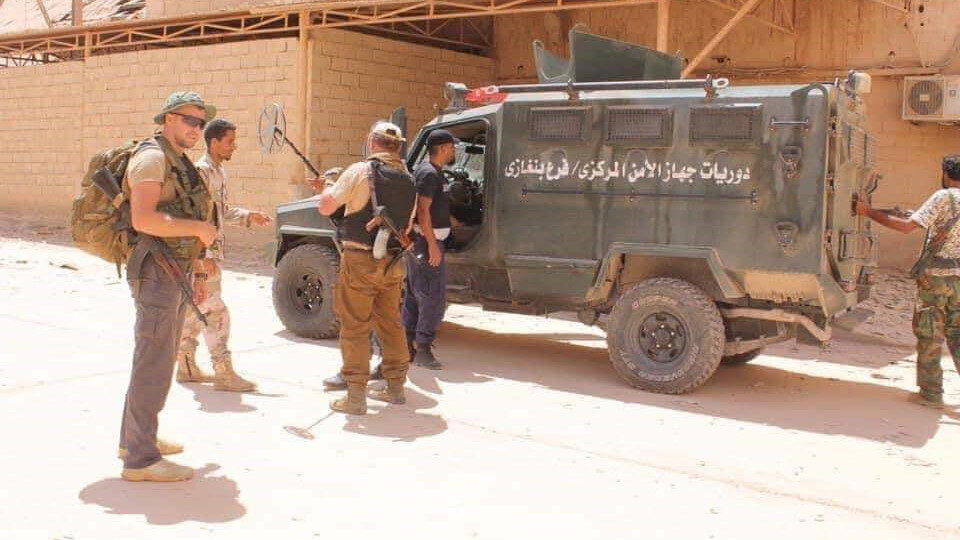 Geçtiğimiz aylarda, Libya'daki Rus paralı askerlerden biri general rütbesinde 10 asker meşru Trablus Hükümeti'nce öldürülmüştü.