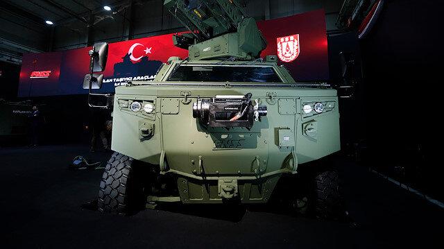 TÜMOSAN farkı: İlk defa yerli ve milli bir motor askeri araçlara entegre ediliyor