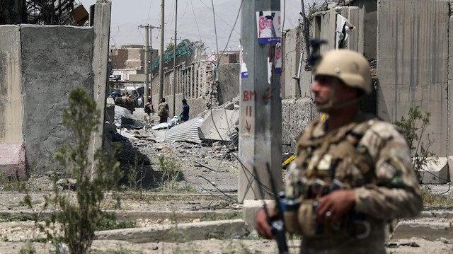 Afganistan'da bombalı araçla saldırı: 6 asker yaşamını yitirdi