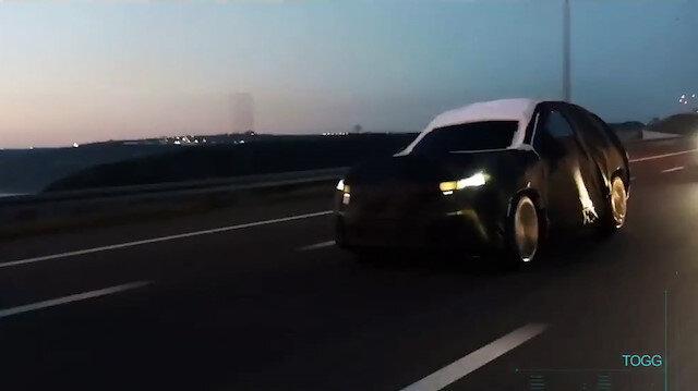 Türkiye'nin otomobilinden ilk videolu paylaşım: Direksiyonunda biz varız!