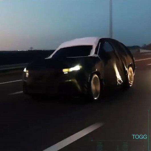 Türkiyenin otomobilinden ilk videolu paylaşım: Direksiyonunda biz varız!