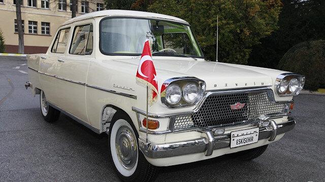 Bir meydan okuma öyküsü: Türkiye'nin ilk yerli otomobili 'Devrim'