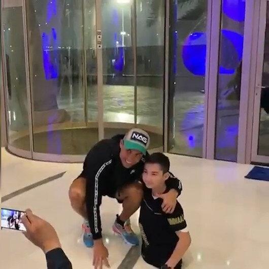Khabib Nurmagomedovdan Ronaldo paylaşımı: Bu yüzden dünyanın eniyisisin