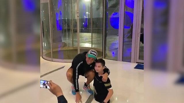 Khabib Nurmagomedov'dan Ronaldo paylaşımı: Bu yüzden dünyanın eniyisisin