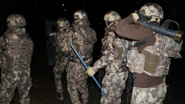 Adana'da DEAŞ adına faaliyet yürüten 6 terörist yakalandı