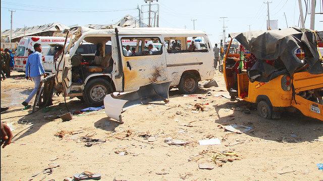 Somali'den ağır suçlama